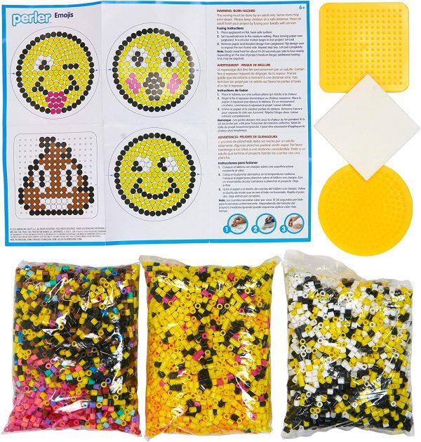 Perler Beads Emoji Contents
