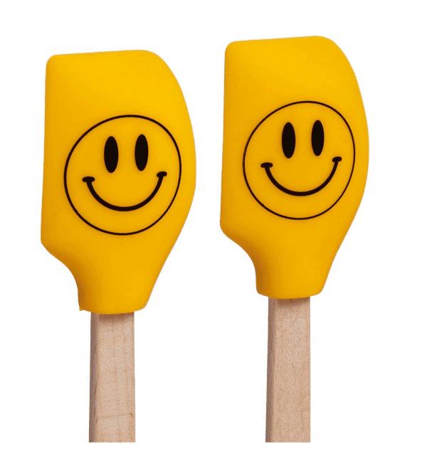 Smiley Spatula Set