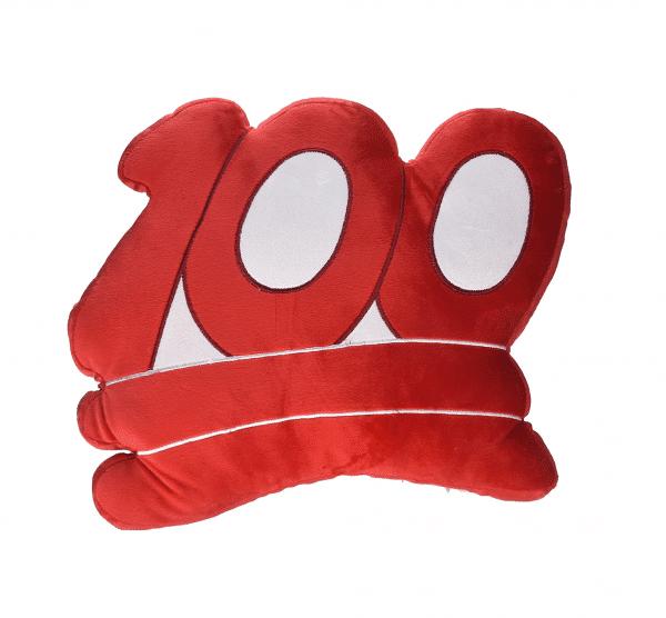 100 Emoji Pillow