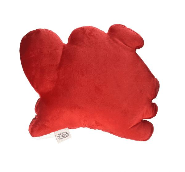 Back of 100 Emoji Pillow