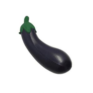 Eggplant Stress Ball