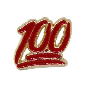 Emoji 100 Pin