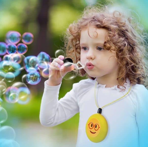 Emoji Necklace Bubble Party Favors