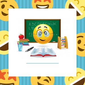 Emoji Office & School Supplies