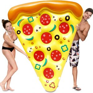 Giant Pizza Pool Float