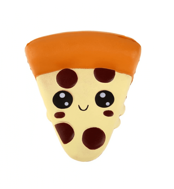 Pizza Emoji Stress Squishy Toy