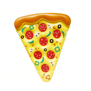 Pizza Pool Emoji Float