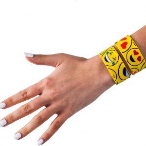 Slap Bracelet Emojis