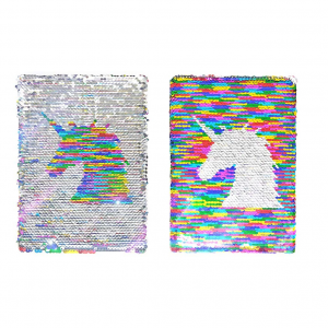 Sequin Style Unicorn Journal
