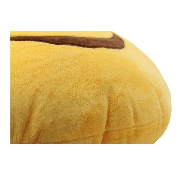 Emoji Wink Pillow