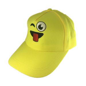 Emoji Wink Tongue Out Baseball Cap
