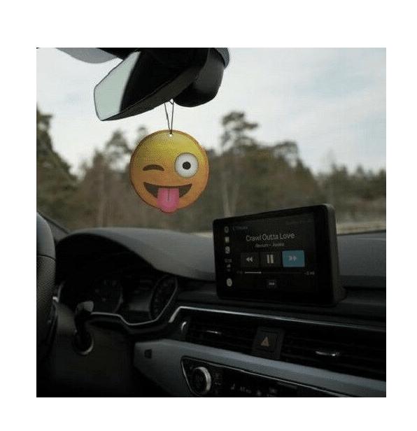 EmojiFresh Emoji Wink Tongue Out Freshener