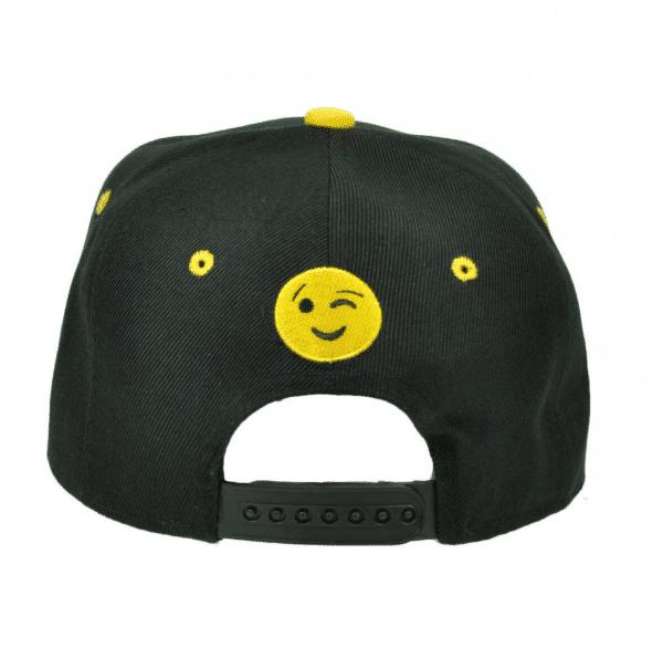 Sports Baseball Cap Wink Emoji