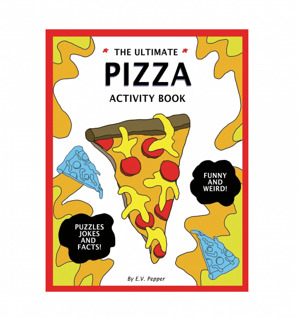 Ultimate Pizza Activity Book
