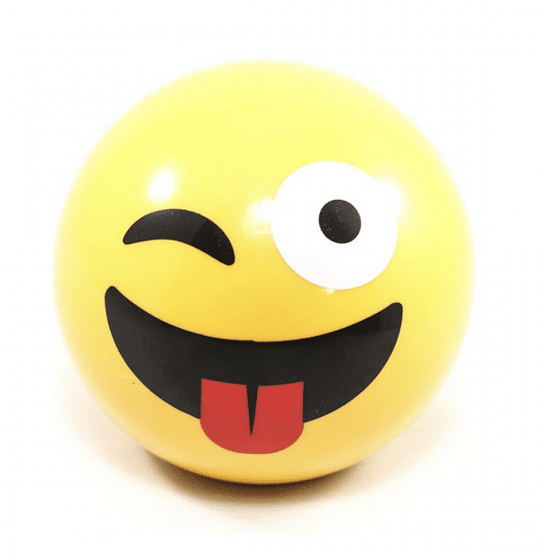 Winking Tongue Out Bluetooth Speaker
