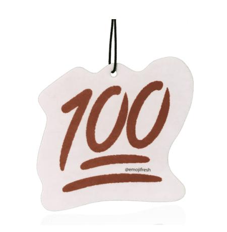 100 Emoji Air Freshener