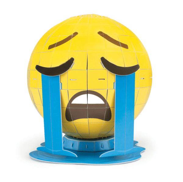 Crying Emoji 3D Puzzle