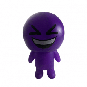Devil Emoji Squeeze Stress Toy