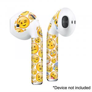 Emoji Air Pod Sticker Skin