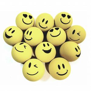 Emoji Designed Racquetball Handballs