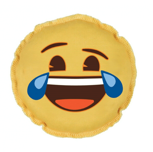Emoji Laughing Tears Bowling Grip Sack