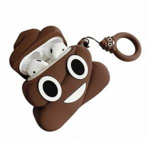 Emoji Poop AirPod Case
