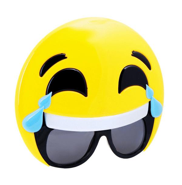 Emoticon Tears of Joy Shades