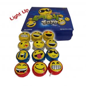 Light Up Emoji Yo Yos