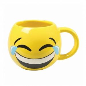Tears of Joy Emoji Mug