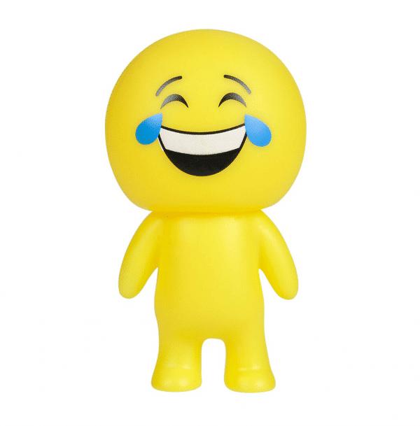 Tears of Joy Emoji Squeaky Toy