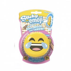 Tears of Joy Sticky Splat Emoji Toy