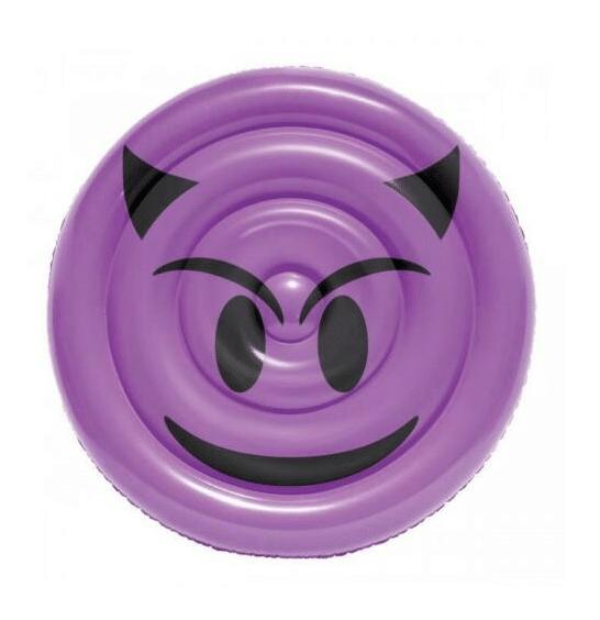 Devil Emoji Inflatable Pool