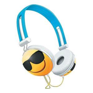 Sunglasses Smiley Headphones Emoji