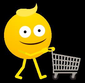 Emoji Shopping Cart